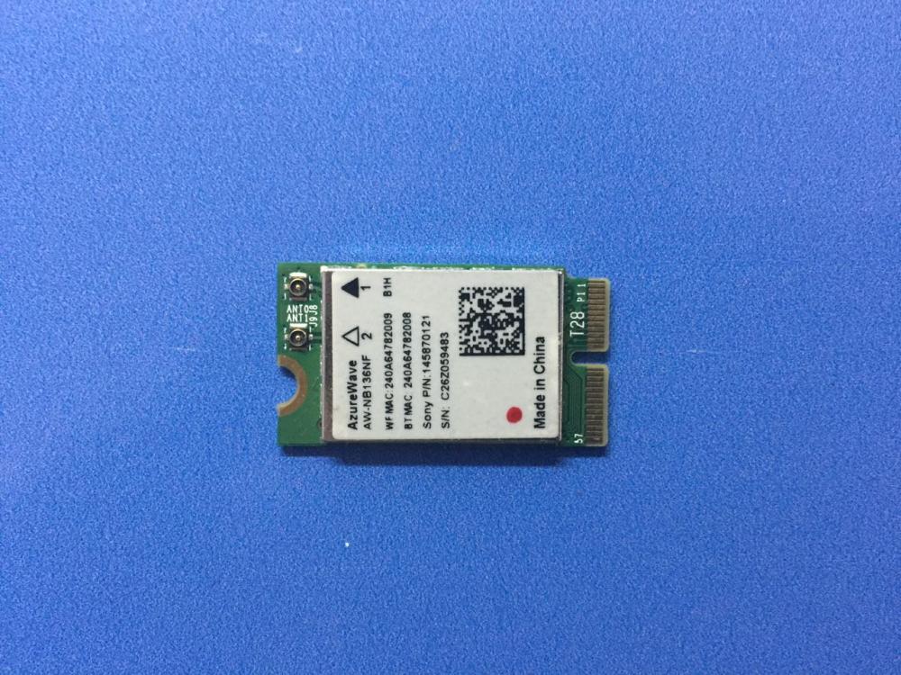 Azurewave Aw-NB136NF M2 SDIO Wlan + Bluetooth Kart